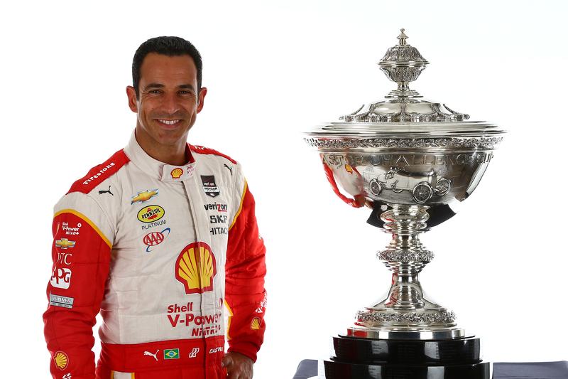 Championship contender Хеліо Кастроневес, Team Penske Chevrolet