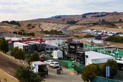 Clubes paddock IndyCar