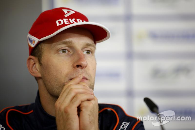 Stefan Mücke, Aston Martin Racing