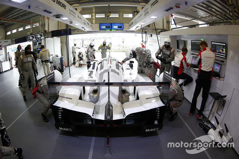 Porsche, Teambereich