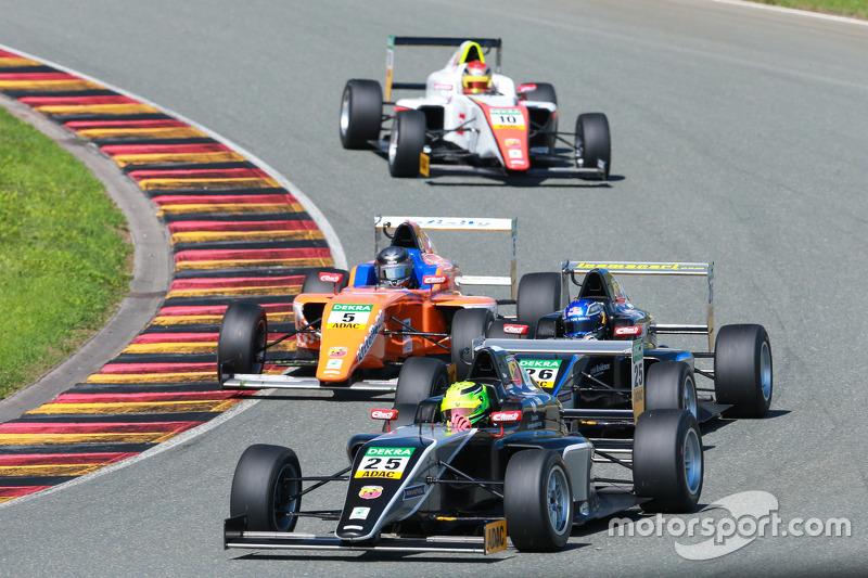 Мік Шумахер, Van Amersfoort Racing