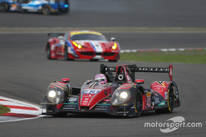 #43 Team Sard Morand Morgan LM P2 EVO: Pierre Ragues, Oliver Webb, Zoel Amberg