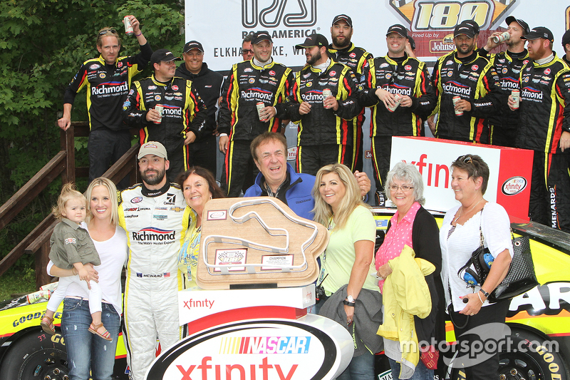 Juara balapan Paul Menard, Richard Childress Racing Chevrolet