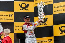 Подиум: третье место - Маттиас Экстрем, Audi Sport Team Abt Sportsline, Audi A5 DTM