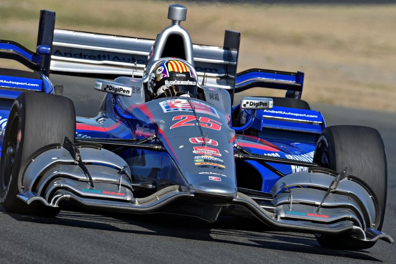 Оріол Сервія, Andretti Autosport Honda