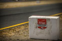 Marcas de frenado de IndyCar