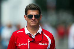 Грэм Лоудон, спортивный директор Manor Marussia F1 Team