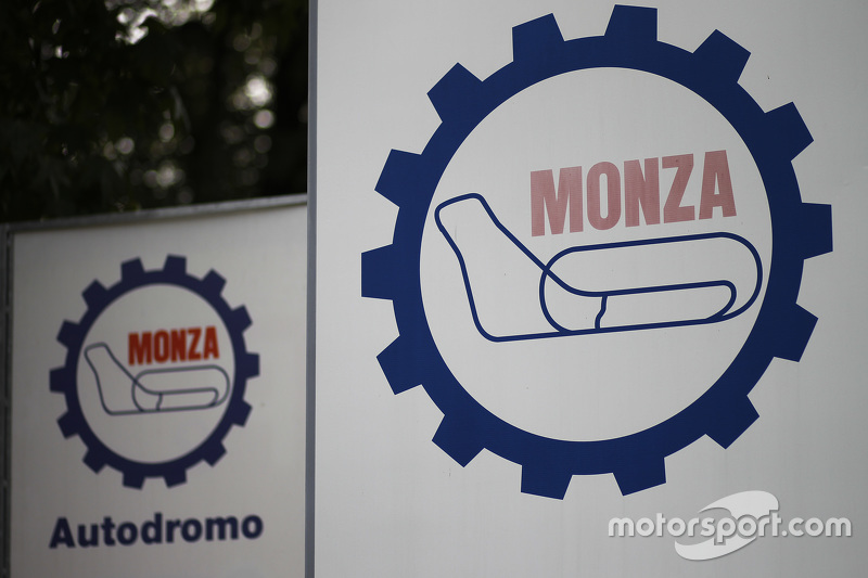 Monza лого