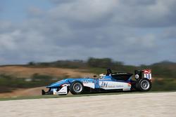 Raoul Hyman, Team West-Tec F3, Dallara F312 - Mercedes-Benz