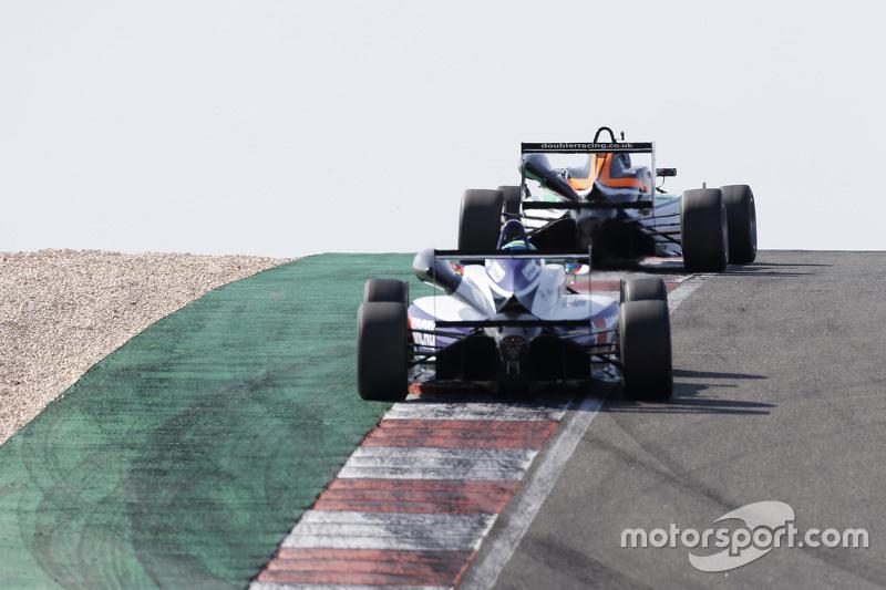 Метт Соломон, Double R Racing, Dallara F312 Mercedes-Benz