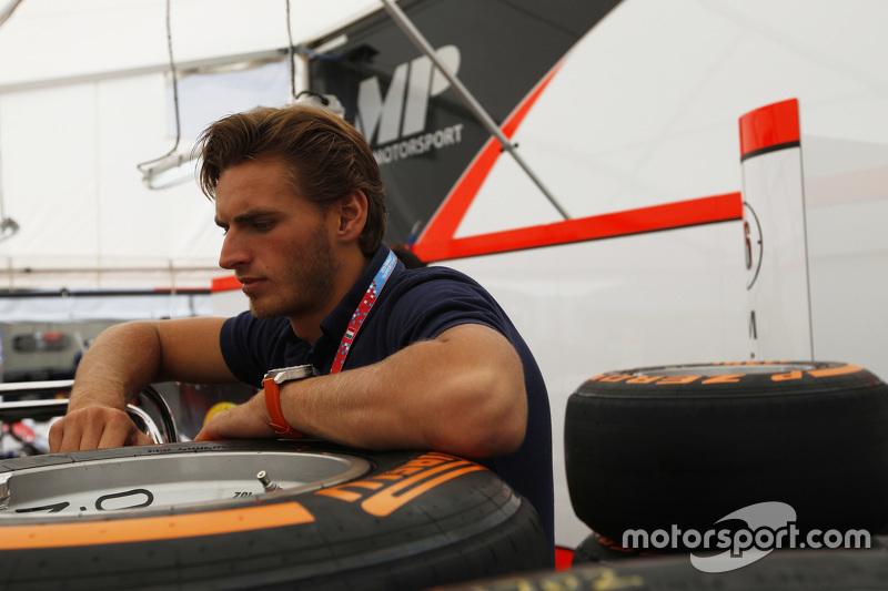 Мейндерт ван Бюрен, MP Motorsport