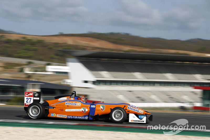 Міккель Йенсен, Mücke Motorsport, Dallara F312 Mercedes-Benz