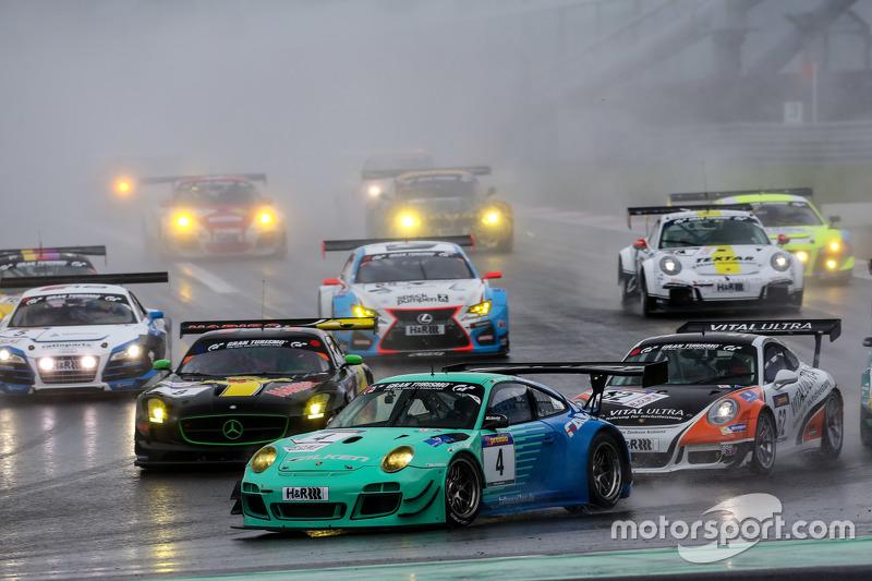 #4 Falken Motorsports Porsche 911 GT3 R: Alexandre Imperatori, Wolf Henzler