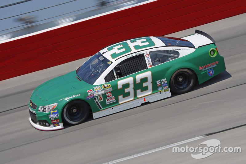 Майк Блісс, Chevrolet