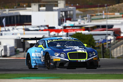 #84 Bentley Team HTP Bentley Continental GT3: Maximilian Buhk, Vincent Abril