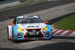 #55 Farnbacher Racing Lexus RC-F GT3: Dominik Farnbacher, Mario Farnbacher