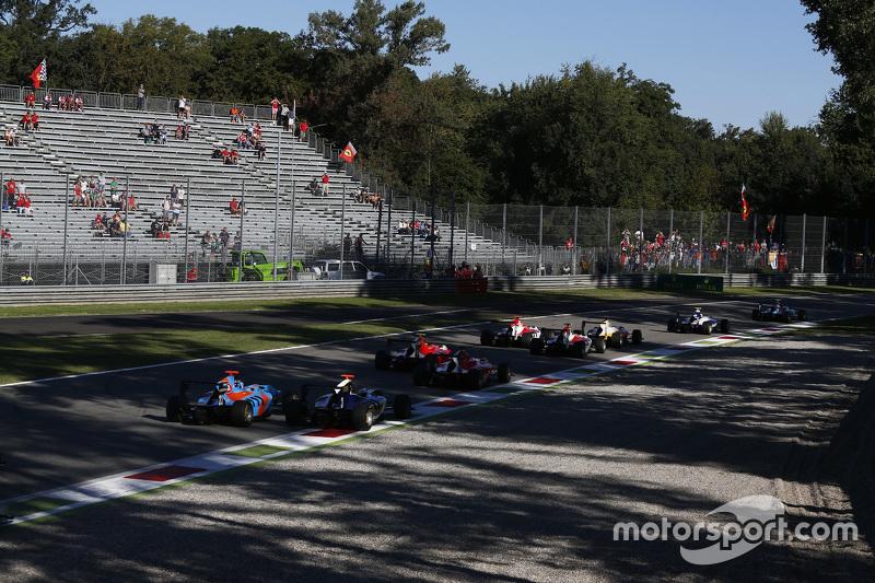 Ralph Boschung, Jenzer Motorsport and Mitch Gilbert, Carlin