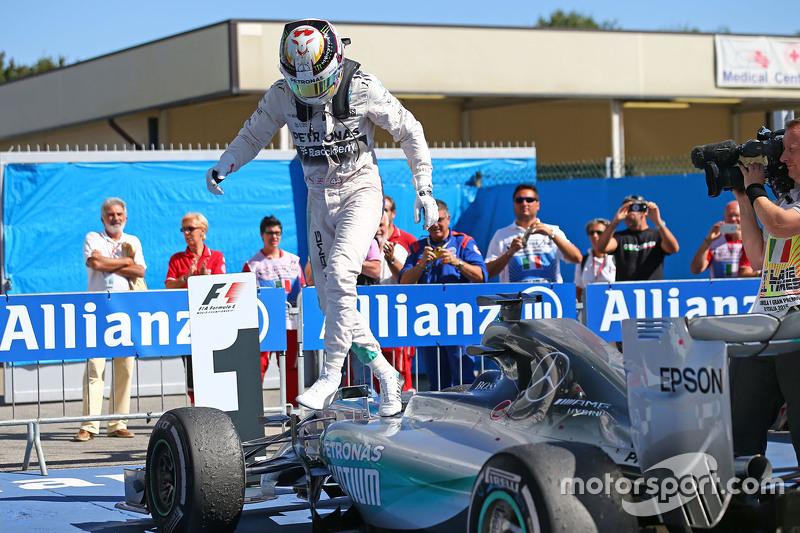 40- Gran Premio de Italia 2015, Mercedes