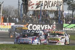 Емануель Моріатіс, Alifraco Sport Ford та Серхіо Ало, Coiro Dole Racing Chevrolet