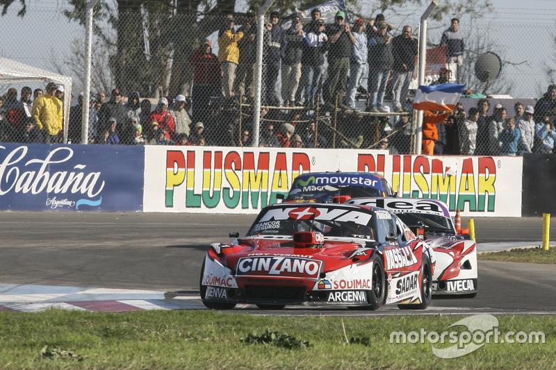 Матіас Россі, Donto Racing Chevrolet та Норберто Фонтана, Laboritto Jrs Torino