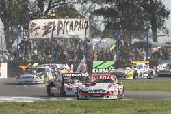 Matias Jalaf, Catalan Magni Motorsport Ford y Mariano Werner, Werner Competicion Ford y Diego de Car