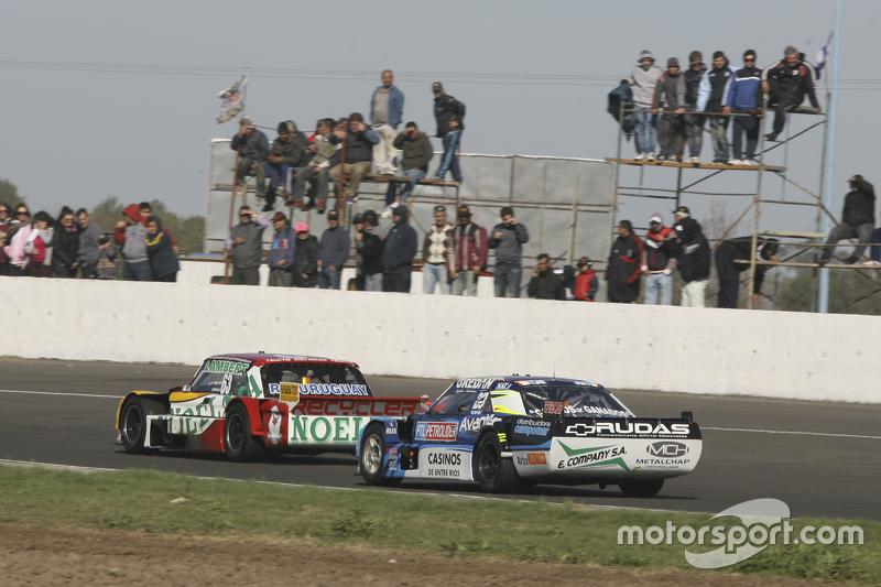 Prospero Bonelli, Bonelli Competicion Ford and Martin Ponte, Nero53 Racing Dodge