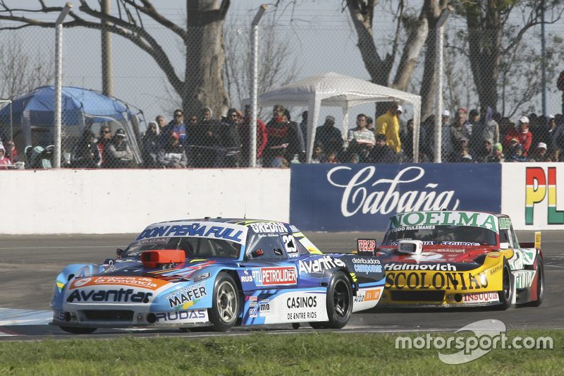 Мартін Понте, Nero53 Racing Dodge та Просперо Бонеллі, Bonelli Competicion Ford
