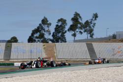 Dorian Boccolacci, Signature Dallara Volkswagen and Santino Ferrucci, Mücke Motorsport Dallara Merce