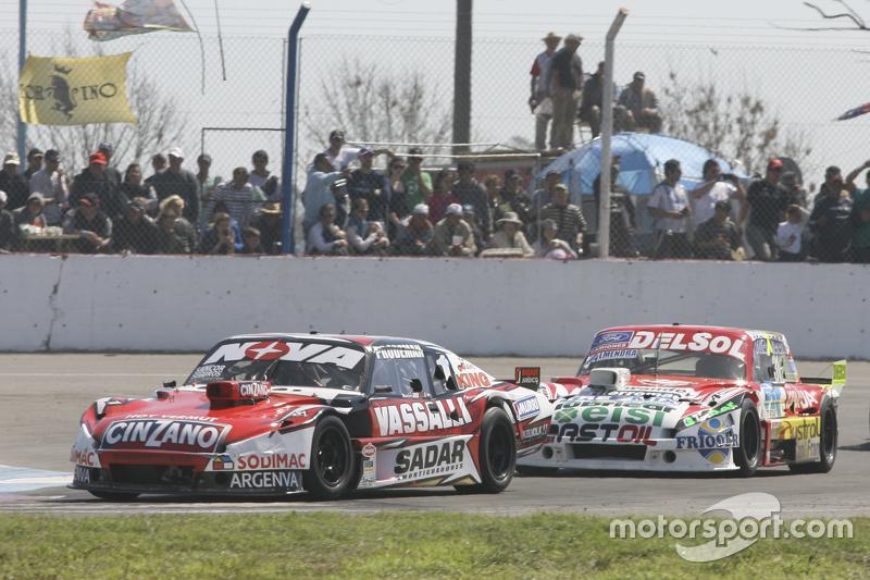 Матіас Россі, Donto Racing Chevrolet та Хуан Пабло Джанніні, JPG Racing Ford