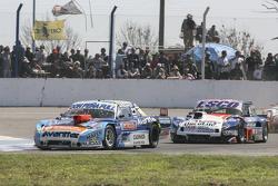 Martin Ponte, Nero53 Racing Dodge and Jose Savino, Savino Sport Ford