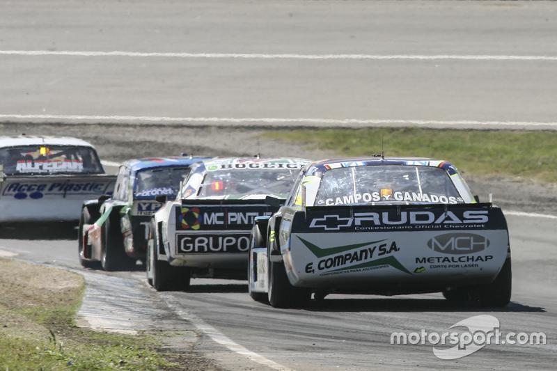Мартін Понте, Nero53 Racing Dodge та Факундо Ардуссо, Trotta Competicion Dodge та Леонел Сотро, Alif
