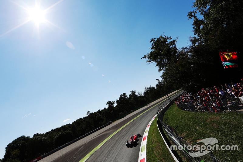 Monza: Parabolica
