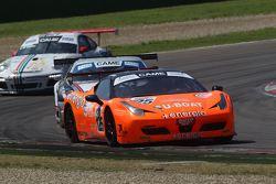 Di Amato, Ferrari 458 Challenge Evo GT3 #125