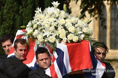 Funeral de Justin Wilson