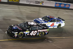Лендон Кассілл, Hillman Circle Sport LLC Chevrolet та Тревор Бейн, Roush Fenway Racing Ford