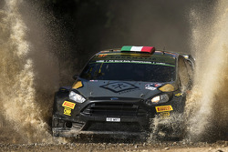 Lorenzo Bertelli e Giovanni Bernacchini, Ford Fiesta WRC