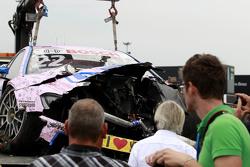 سيارة لوكاس أور، إيه آر تي غراند بري مرسيدس-إيه إم جي سي63 دي تي إم بعد الحادث