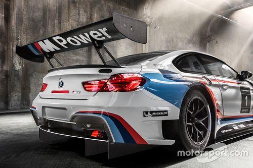 Презентация BMW M6 GT3