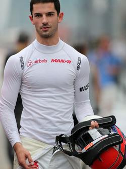 Александер Россі, Manor F1 Team