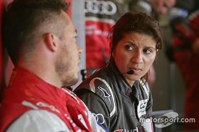 Leda Gade and Andre Lotterer
