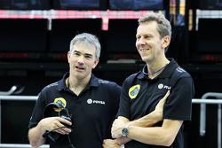 Nick Chester, diretor técnico da  Lotus F1 Team
