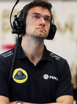 Jolyon Palmer, Lotus