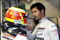 Mark Webber e Timo Bernhard, Porsche Team