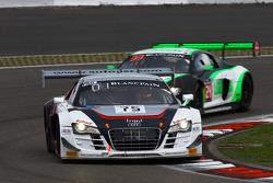 #75 ISR Audi R8 LMS ultra: Марко Бонаномі, Filip Salaquarda, Frederic Vervisch