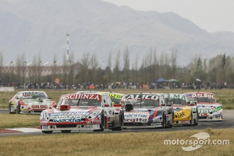 Матіас Халаф, Catalan Magni Motorsport Ford та Емануель Моріатіс, Alifraco Sport Ford