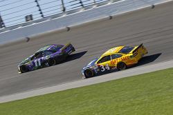 Brett Moffitt and Denny Hamlin, Joe Gibbs Racing Toyota