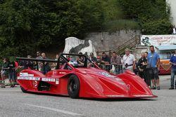 Ivan Pezzolla, Osella PA 21/S Honda