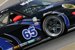 #65 TRG Porsche GT3 Cup: Ross Smith, Daniel DiLeo