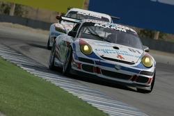 #81 Synergy Racing Porsche GT3 Cup: Steve Johnson, Patrick Huisman