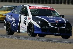 #32 i-MOTO Racing Acura TSX: Roger Foo, Christian Miller